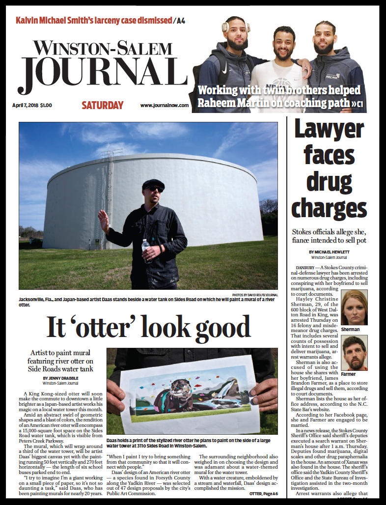 Winston-Salem Journal -