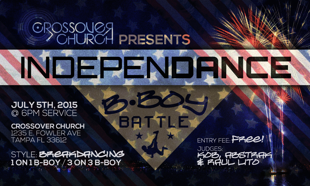 Register at www.indepenDANCE813.eventbrite.com
