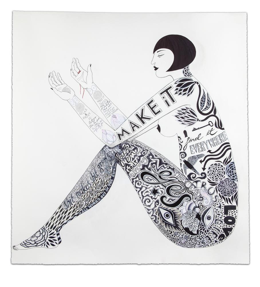 Inked, 2012