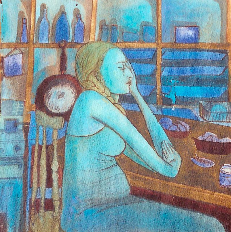 Blue, 2002