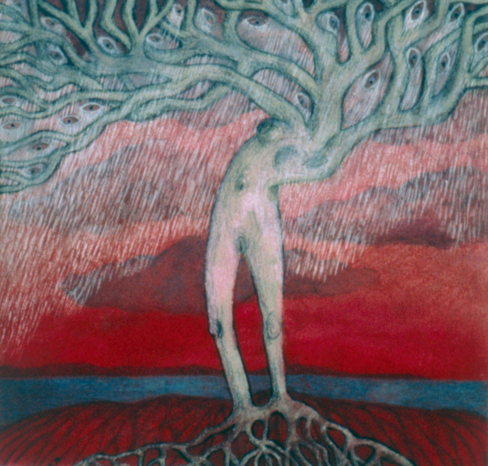 The crying tree, 2001