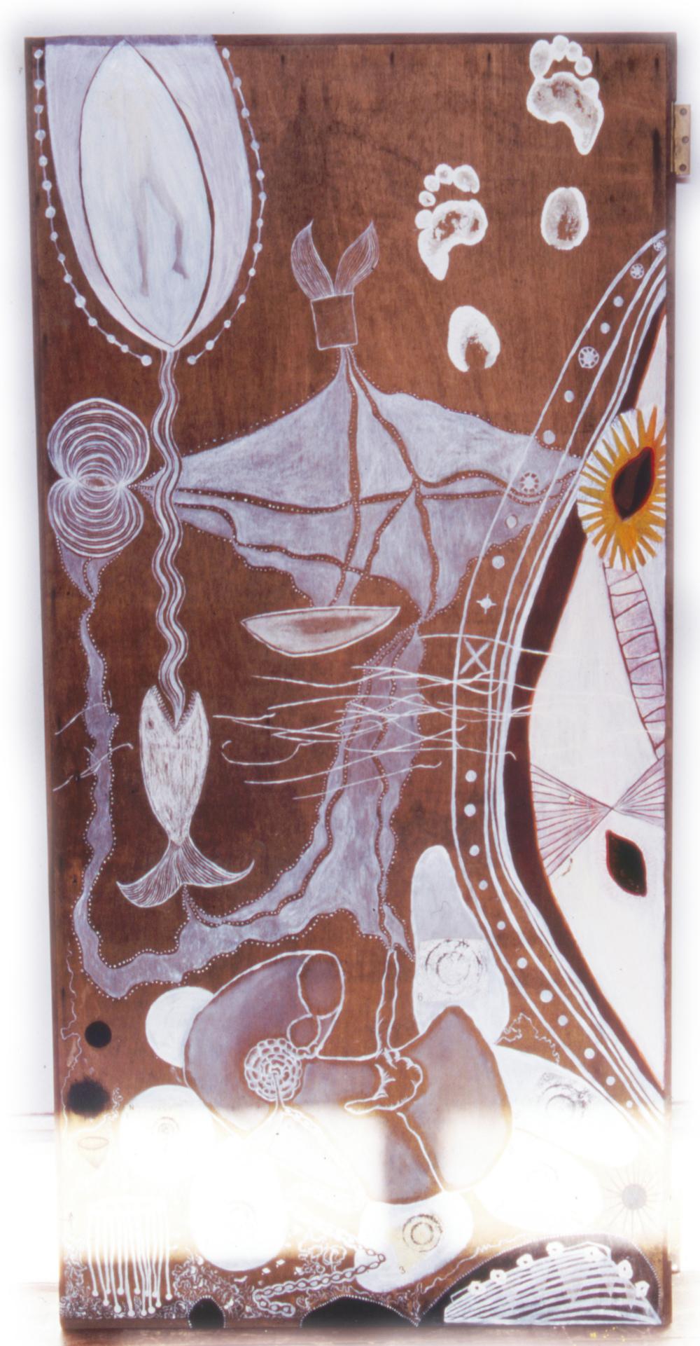 Light travels, 1996