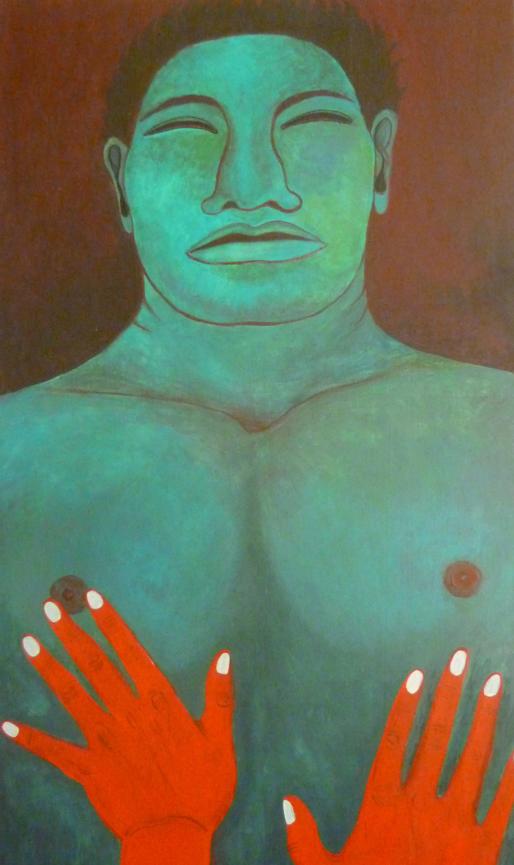 The jade mask, 2007