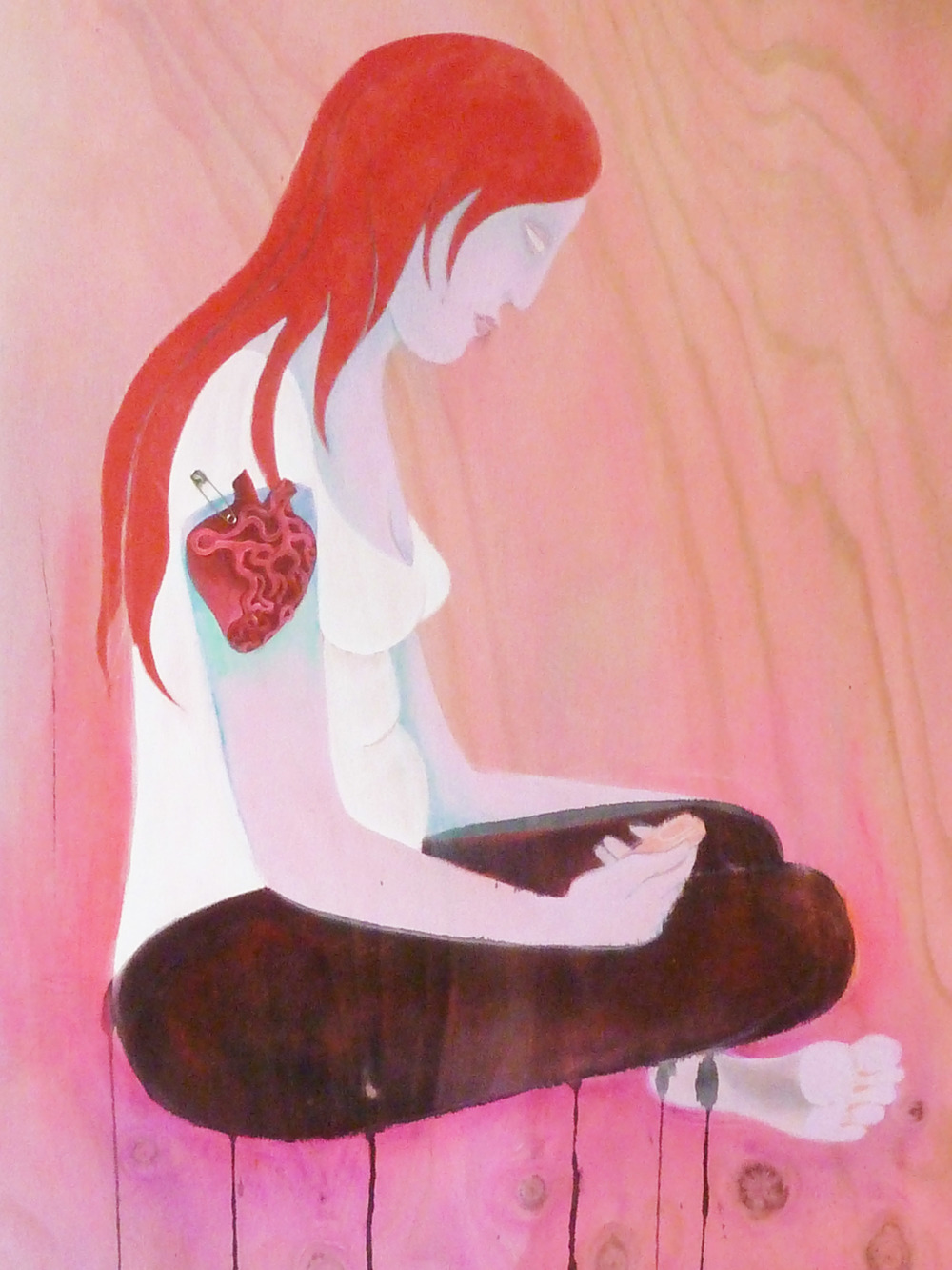 Heart on sleeve, 2008