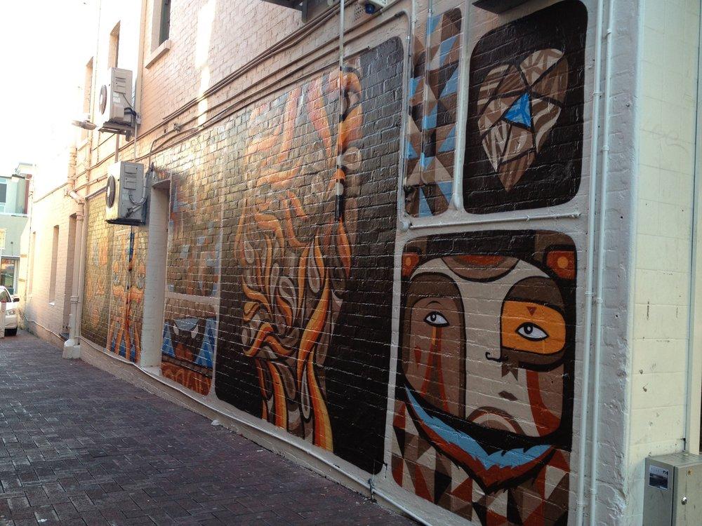 Living Walls, Subiaco