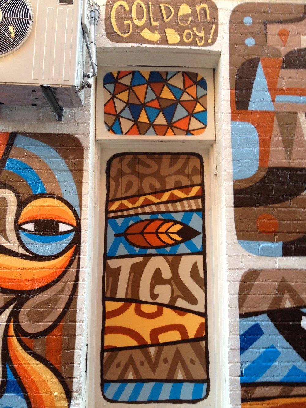 Living Walls, 2012