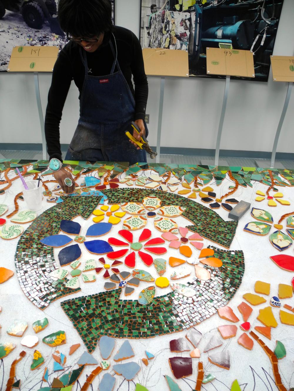 Shelita Birchett Benash Mosaic