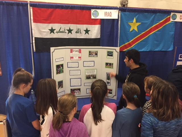 Iraq presenting .JPG
