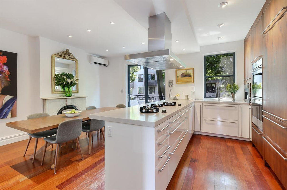 CARROLL GARDENS KITCHEN