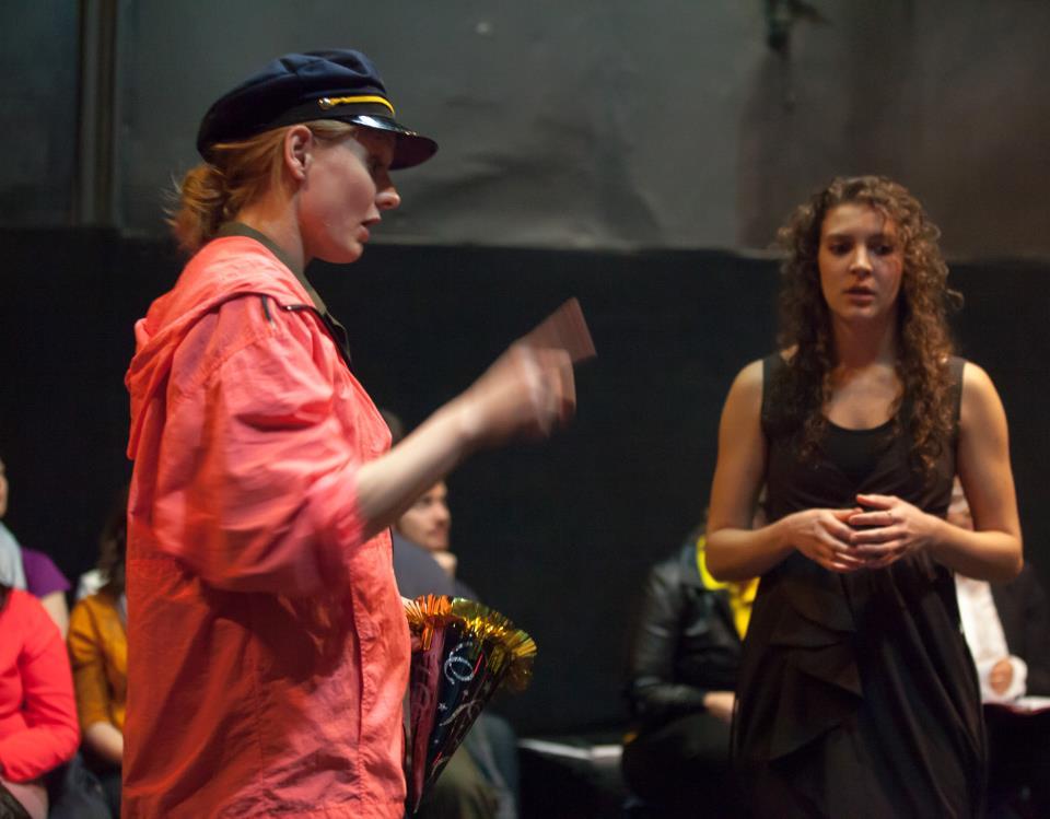 Sea Captain,  Hit & Run Shakespeare: Twelfth Night, 2013