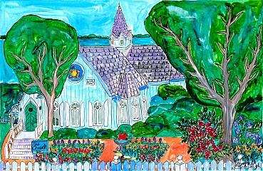 The Chapel at Bald Head Island