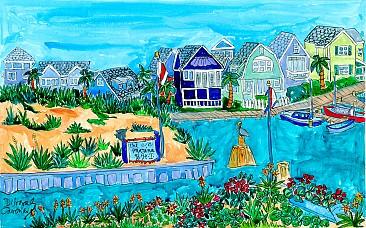 The Marina at Bald Head Island