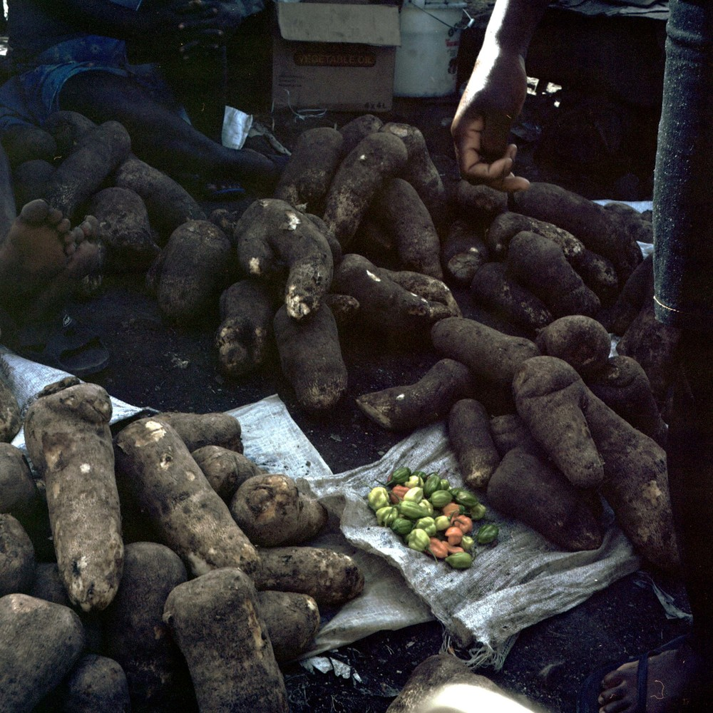 Root Vegetables (Market)