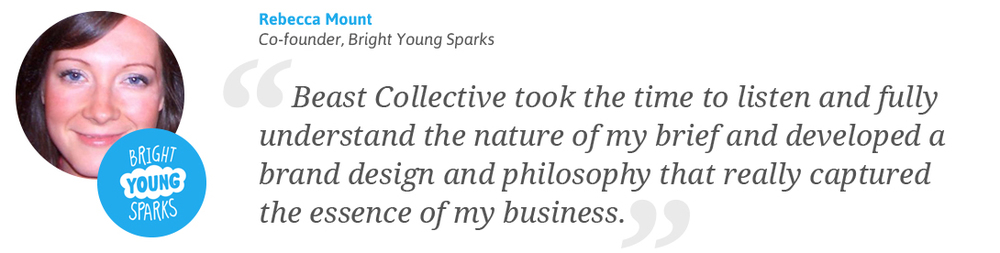 Rebecca Mount - Co-Founder, Bright Young Sparks