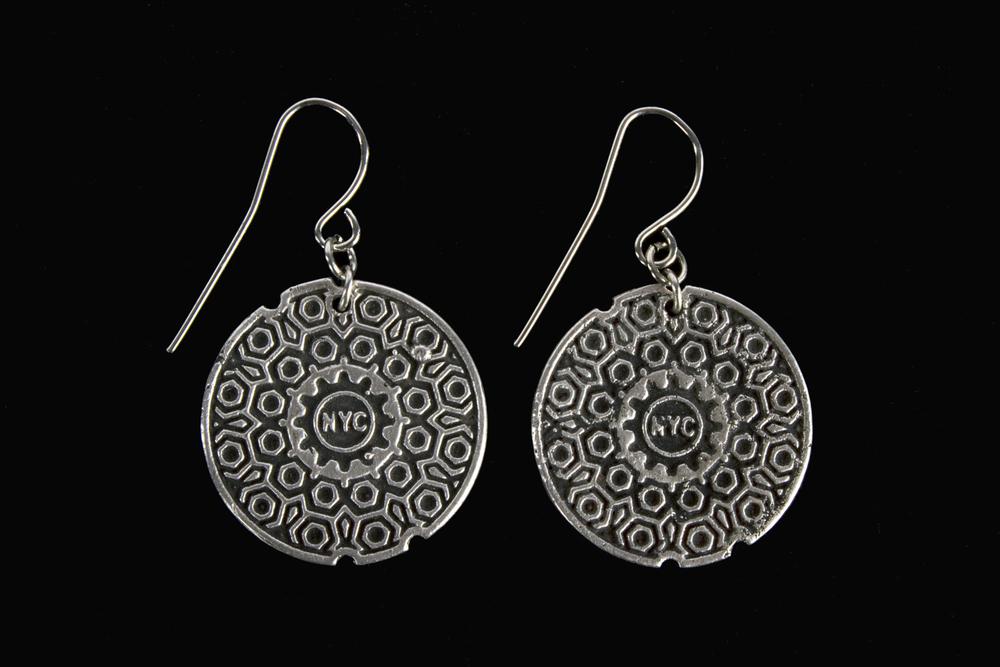 manhole cover_silver earring B.jpg