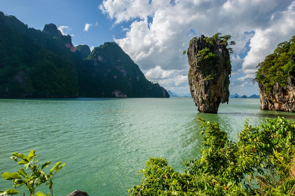Khao Phing Kan - Phang Nga Bay, Thailand