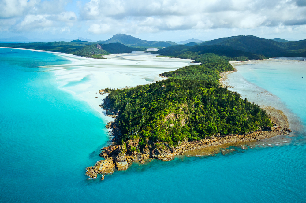 Hill Inlet - Whitsunday Islands, Austrailia