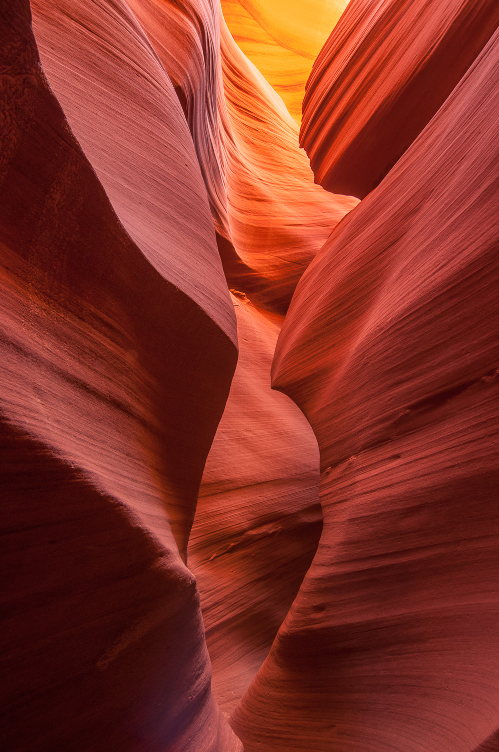 Lower Antelope Slot Canyon - Page, Arizona