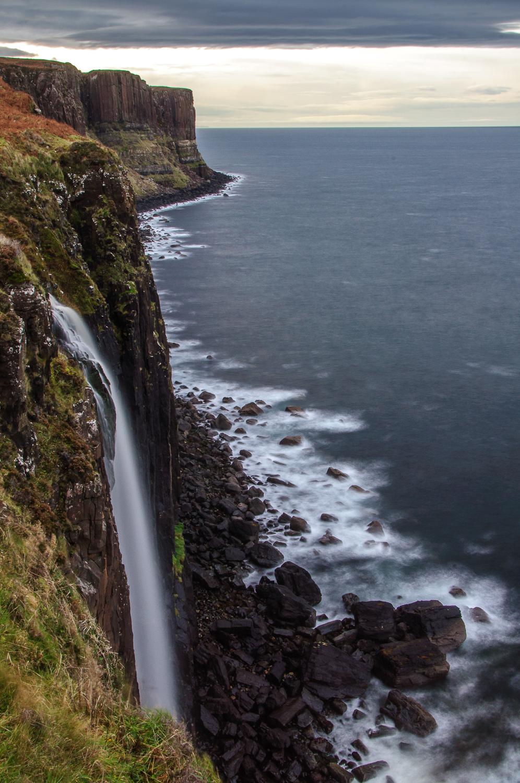 Kilt Rock - Isle of Skye, Scotland
