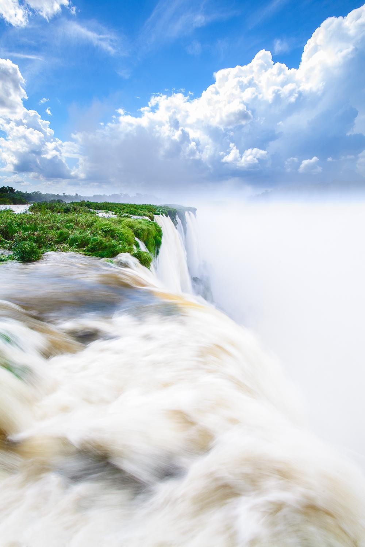 La Garganta del Diablo - Iguazu National Park, Argentina