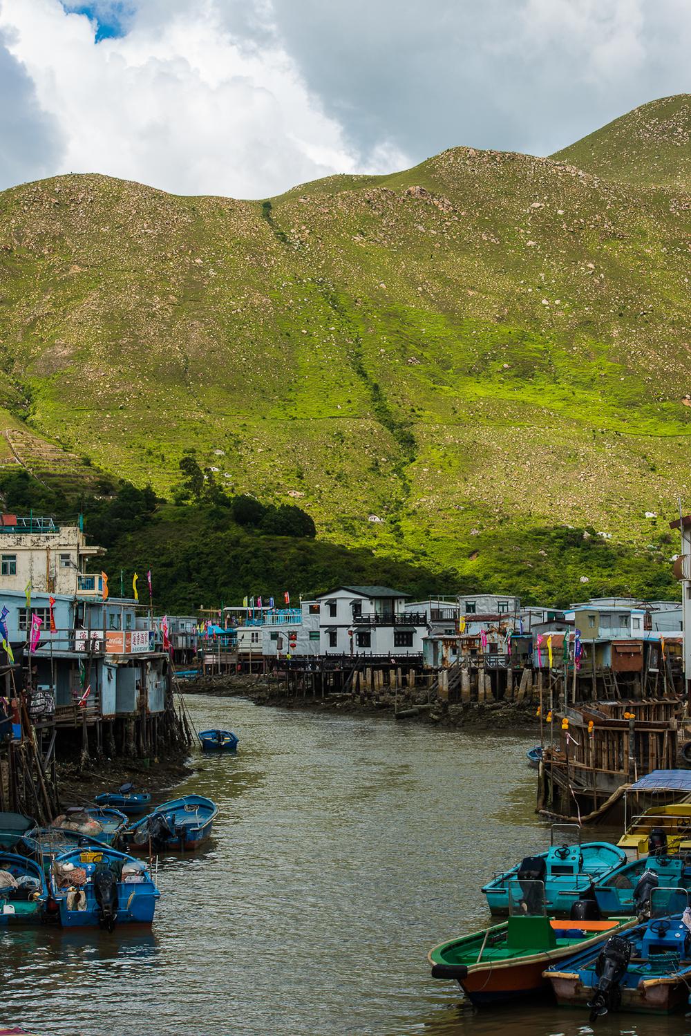 Tai O - Lantau Island, Hong Kong