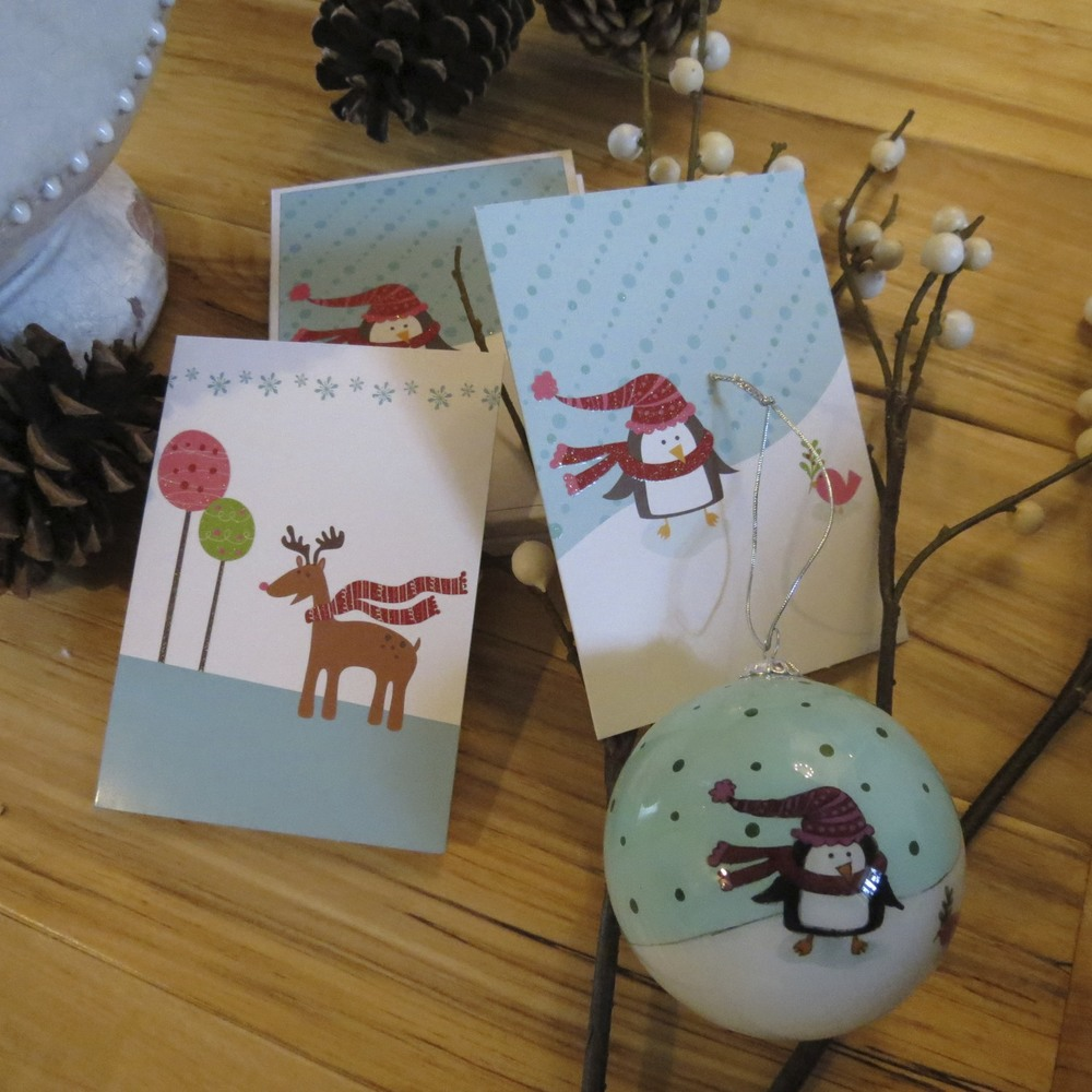 Holiday Cards and Ornaments