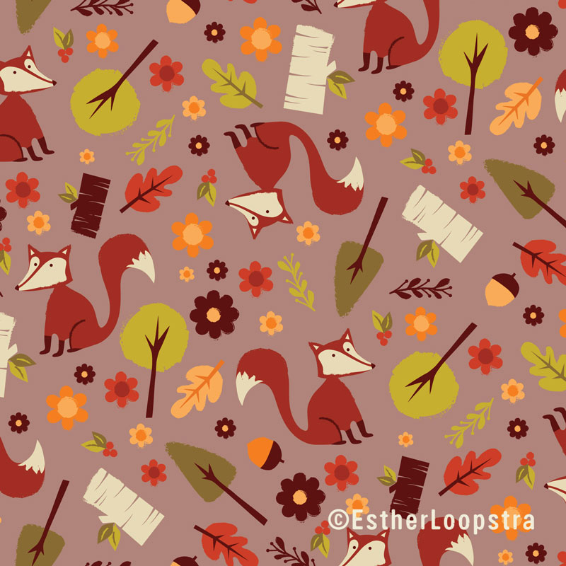 Designs for Joann Fabric — ESTHER LOOPSTRA