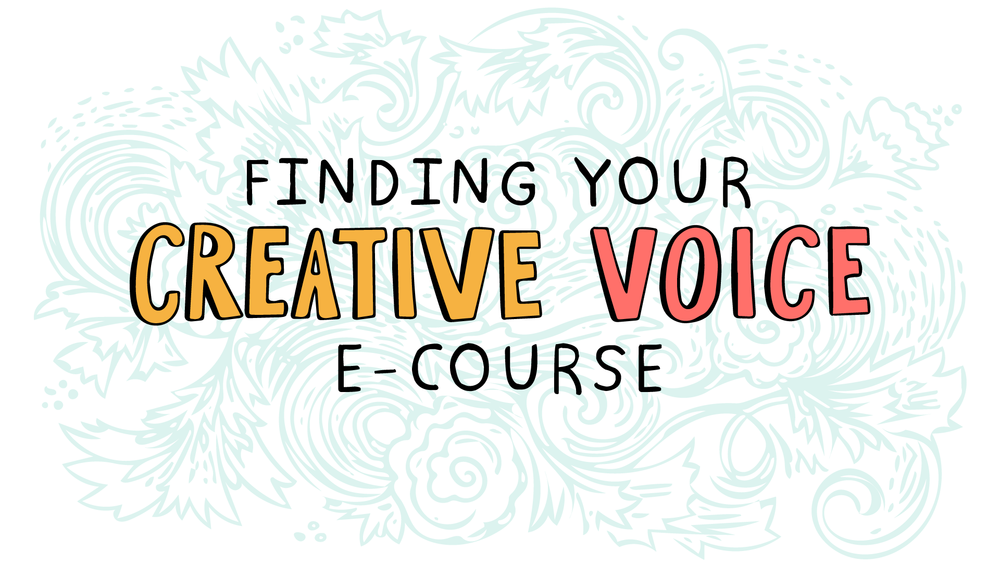 A Self Paced Course That Helps You Let Go Of Fear And Gives The Tools For Authentic Creative Expression