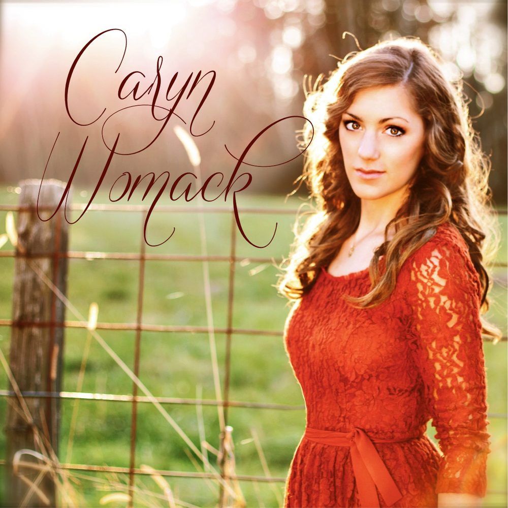 "Caryn Womack, Album cover ""Caryn Womack"""
