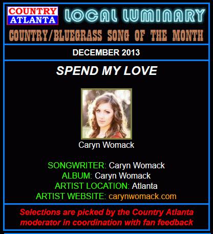 Country Atlanta Local Luminary