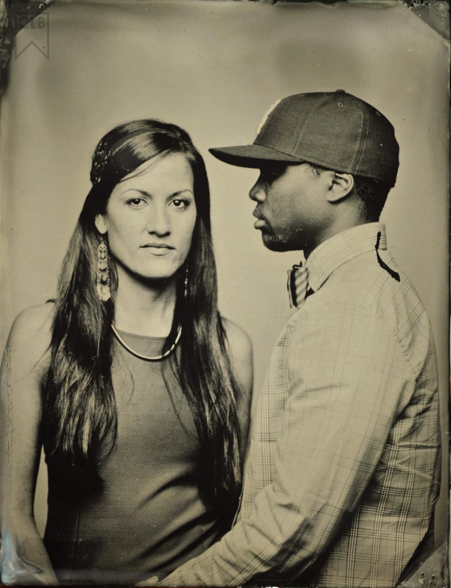 Eva and Cory : circa 2014
