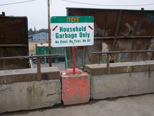 Sanitary Service Bellingham : What do i — rds disposal
