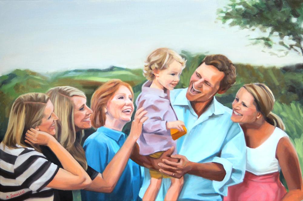 Hinkel Family