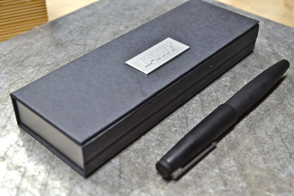 Cool Lamy box...