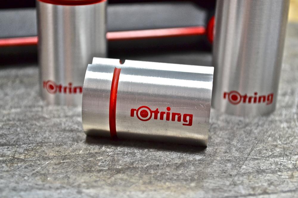 rOtring aluminum stands