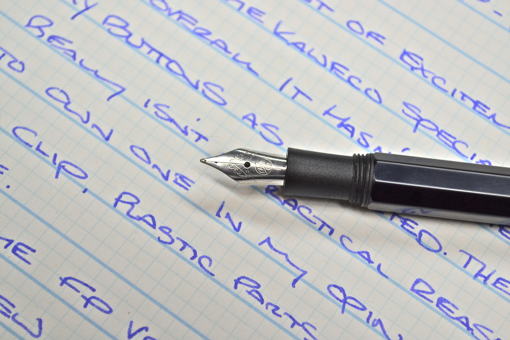 Kaweco Special Fountain Pen Review on Doane Paper