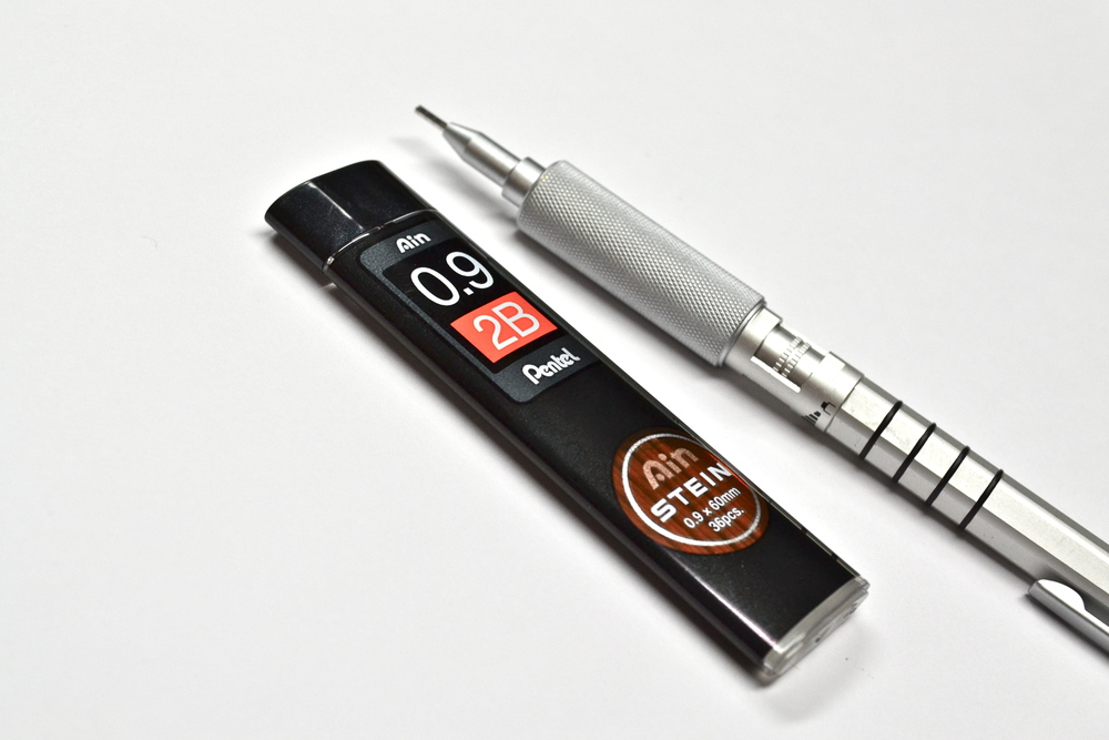 Ohto Super Promecha 1500P Pencil Review