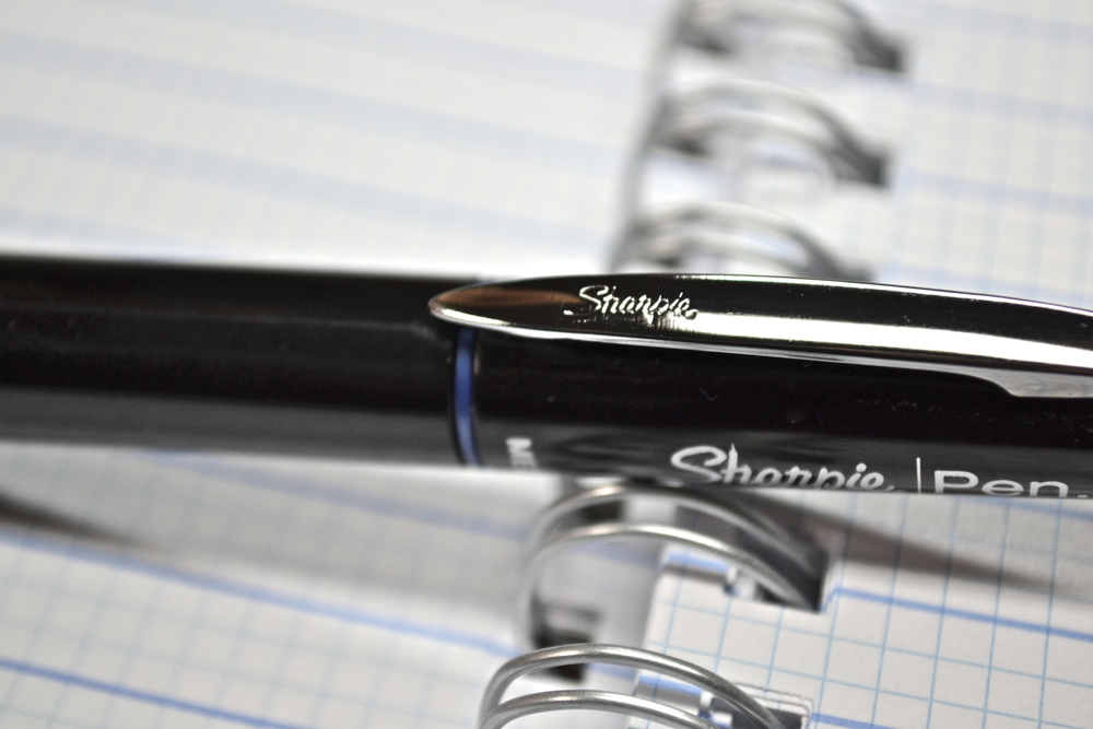 Sharpie Pen Retractable Review