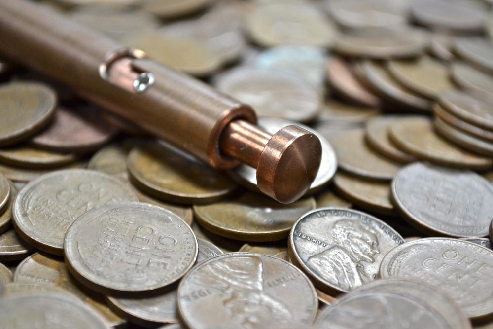 Karas Kustoms Copper Bolt Pen Review