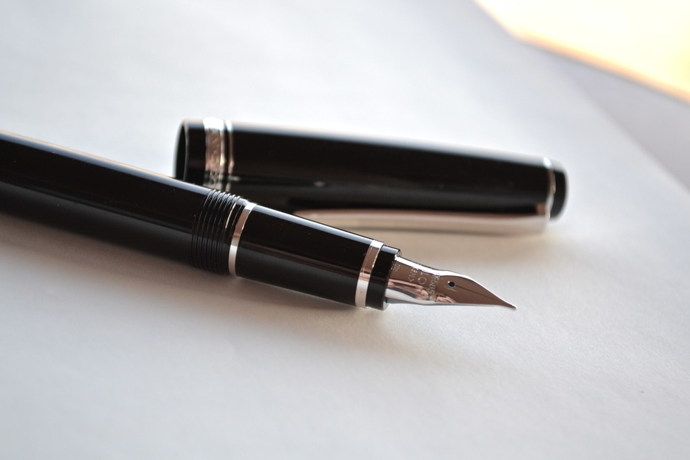 Namiki Falcon Fountain Pen Review