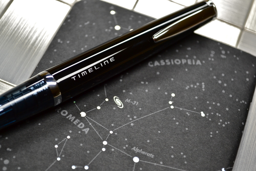 Pilot Timeline Ballpoint Pen Review