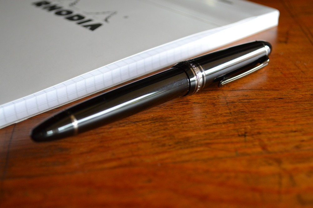 Sailor 1911 Black Luster Fountain Pen Review