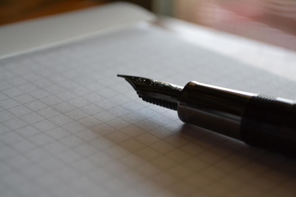 Sailor Black Luster Fountain Pen Review