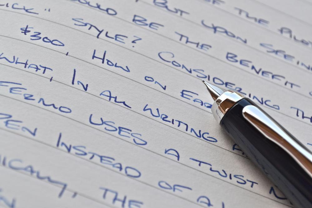 Pilot Capless Fermo Fountain Pen Review