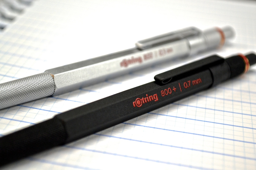 rOtring 800+ Pencil Review