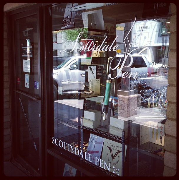 The storefront - from my   Instagram feed
