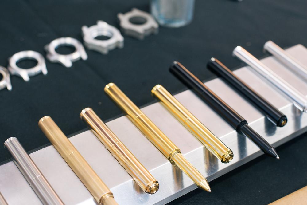 Schon DSGN Pen Lineup