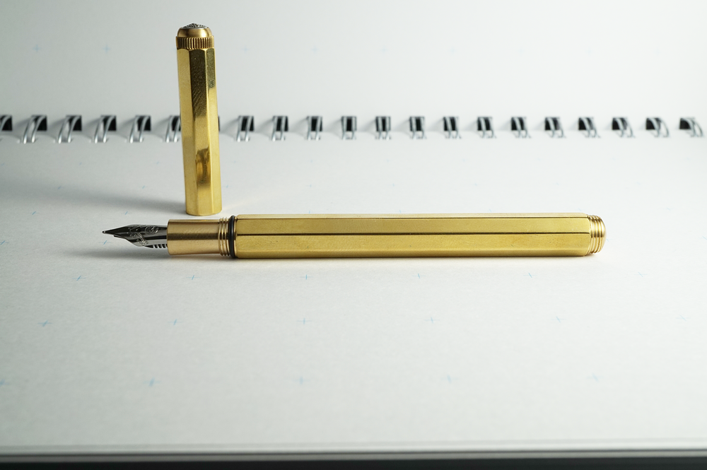 Kaweco Special Brass FP.png