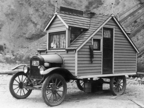 1926 Model T. Modified.
