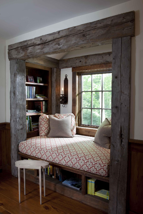 indypendentdesigning :      reading nook